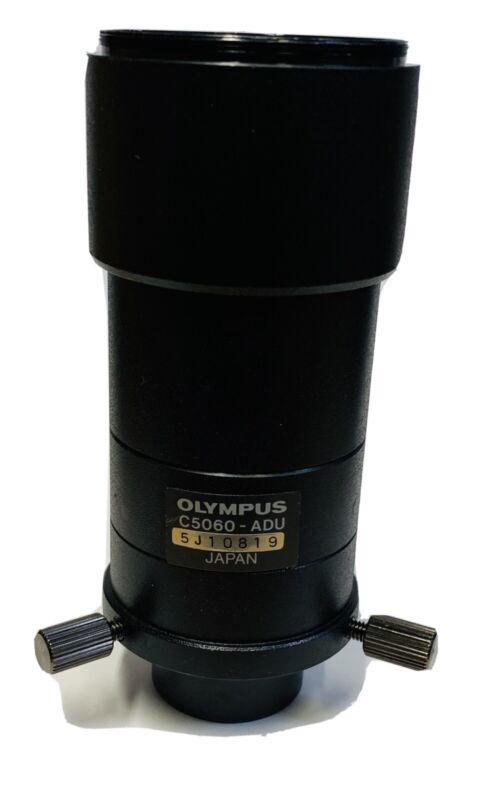 Olympus C5060-ADU Microscope Photo Port Adapter Lens