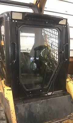 New Cab Enclosure Kit For John Deere 240 250 260 270 Or 280 Skid Steer