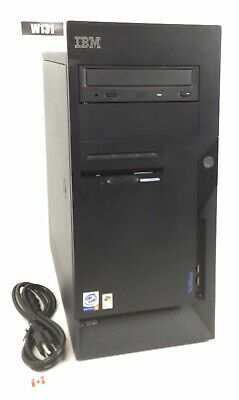 VINTAGE IBM NETVISTA 8307 INTEL PENTIUM 4 2.0GHZ 1GB RAM 18GB HDD XP PRO W131 segunda mano  Embacar hacia Argentina