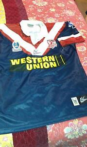 Roosters jersey. Large. Excellent cond. Macgregor Belconnen Area Preview