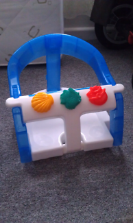 Baby bath seat, baby bouncer with vibrating seat