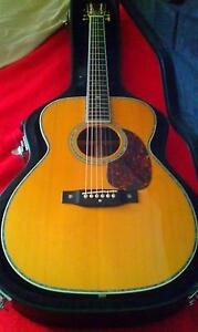 ACOUSTIC GUITAR S YAIRI YO 42 mint condition ! North Perth Vincent Area Preview