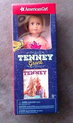 Tenney Grant Mini Doll American Girl & Mini Book 2017 Brand New Sealed
