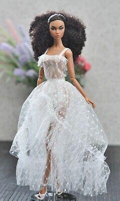 OOAK Dress for Poppy Parker by Svetlana Integrity Fashion Royalty