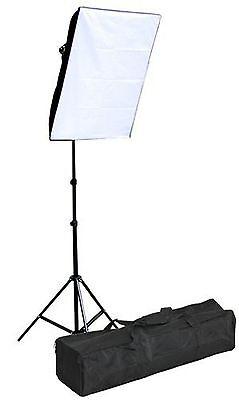 Single Softbox Kit - Fancierstudio 1000 watt softbox lighting kit softbox light kit video lighting...