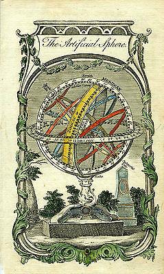 c.1790 Genuine Antique print