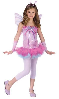 ng Teen Kostüm Kinder Mädchen Märchen Wings Fühler (Teen Schmetterling Kostüm)