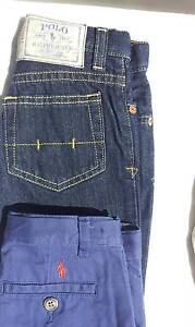 Polo Ralph lauren boy's Pants.Size 4/4T Hornsby Hornsby Area Preview
