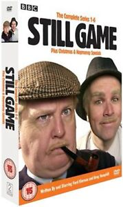 Still Game: Complete Series 1-6/Christmas and Hogmanay Specials (Box Set) [DVD]
