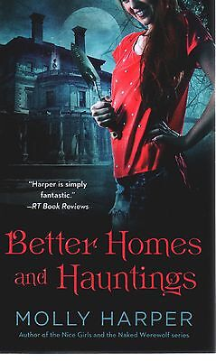 Molly Harper  Better Homes and Hauntings  Paranormal Romance  Pbk