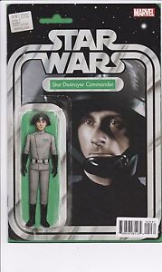Star Wars #9 Star Destroyer Commander Action Figure Variant Prince George British Columbia image 1