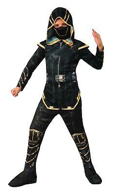 Kids Avengers: Endgame Hawkeye Costume L Age 8-10 Height 142-152 cm