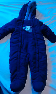Snowsuit for 6-12 month old