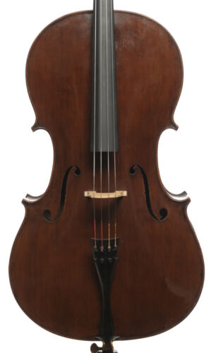 French certified cello F. Pillement 1820