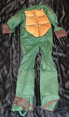 Teenage Mutant Ninja Turtles Halloween Costume Fits Kids Size 8-9-10 Child Boys