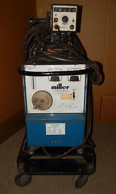 Miller Welder Model Cp-300 With Wire Feeder 230460 Primary Volts