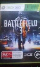 battlefield 3 xbox 360 game Woodville West Charles Sturt Area Preview