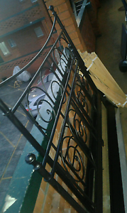 IKEA QUEEN IRON BED FRAME WITH WOODEN SLATS - MOVING - PRICE DROP Petersham Marrickville Area Preview