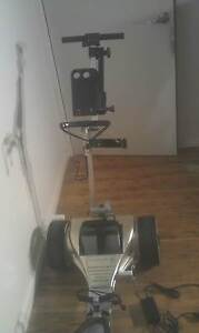 Electric Golf Caddy Cart. 12V with charger. BARGAIN!!! Caringbah Sutherland Area Preview
