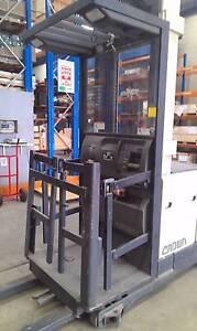 Crown Stockpicker Model SP3015 Order Picker Forklift Truck Smithfield Parramatta Area Preview