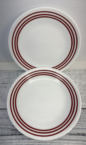 Urban Black Corelle Livingware 6-3//4-Inch Bread and Butter Plate