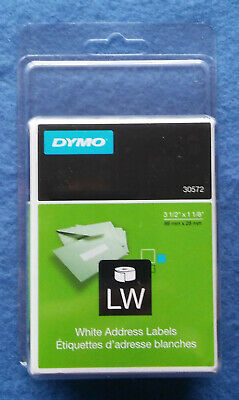Dymo Lw Label Writer White Address Labels 30572 New