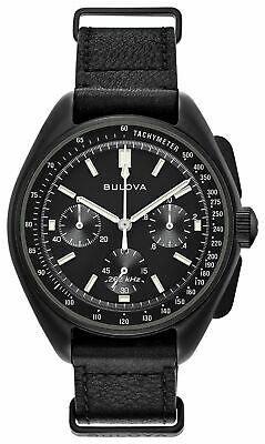 Bulova Lunar Pilot Chronograph 45mm Men's Watch