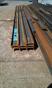 Rsj Steel Beams (203x133x30)
