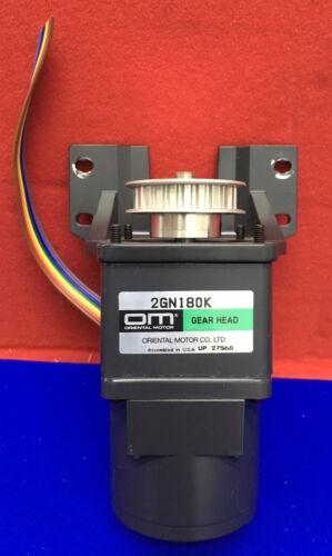 Oriental Motor PH266-01 Stepping Motor VEXTA Step Reseller Lot of 5 Used