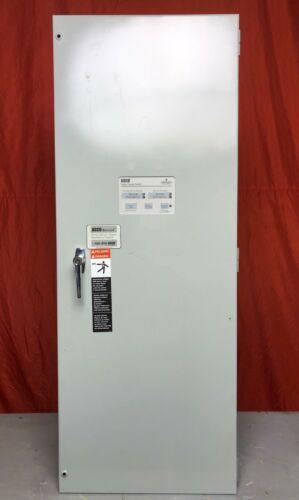 ASCO Power Transfer Switch Series 300, 230 Amp w/ Manual