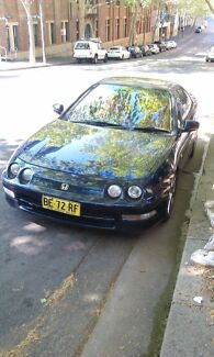 "96 Honda Integra, 18"" alloys Pendle Hill Parramatta Area Preview"