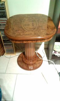 Stunning Side Table - Wood Edensor Park Fairfield Area Preview