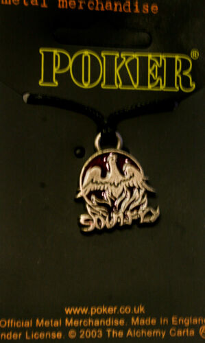 Poker Rox Soulfly Pendant RARE!!  PP365