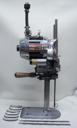 """Eastman Brute Class 627 10"""" Fabric Cutter Cutting Machine -110 Volt"""