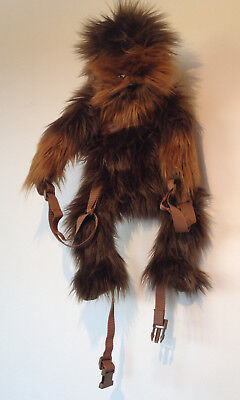 Star Wars Collectible Chewbacca Backpack  Unisex Adult Teen Child