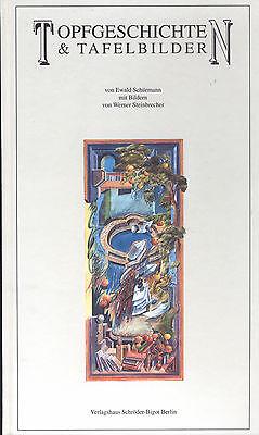 Schürmann, Topf-Geschichten u Tafel-Bilder, kulinarisch farb. illustriert, 1993 (Kulinarische Topf)