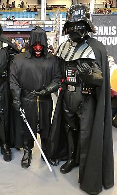 Complete Darth Vader Star Wars Supreme Licensed Rubies Costume prop replica NEW