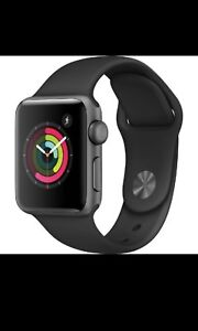 Used Apple Watch generation 2