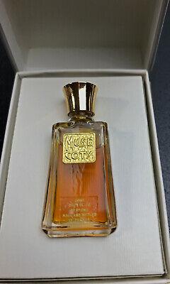 Vintage Muse de Coty .125 oz mini perfume parfum -