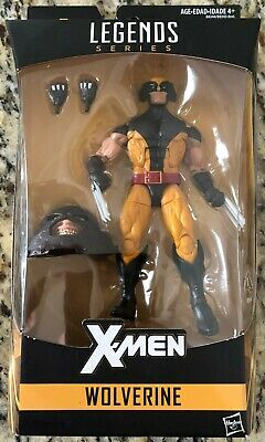 Marvel Legends Wolverine Juggernaut BAF Wave
