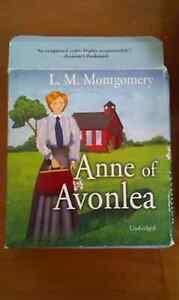 Anne of Avonlea L.M. Montgomery spoken book 8 CDs Rosanna Banyule Area Preview
