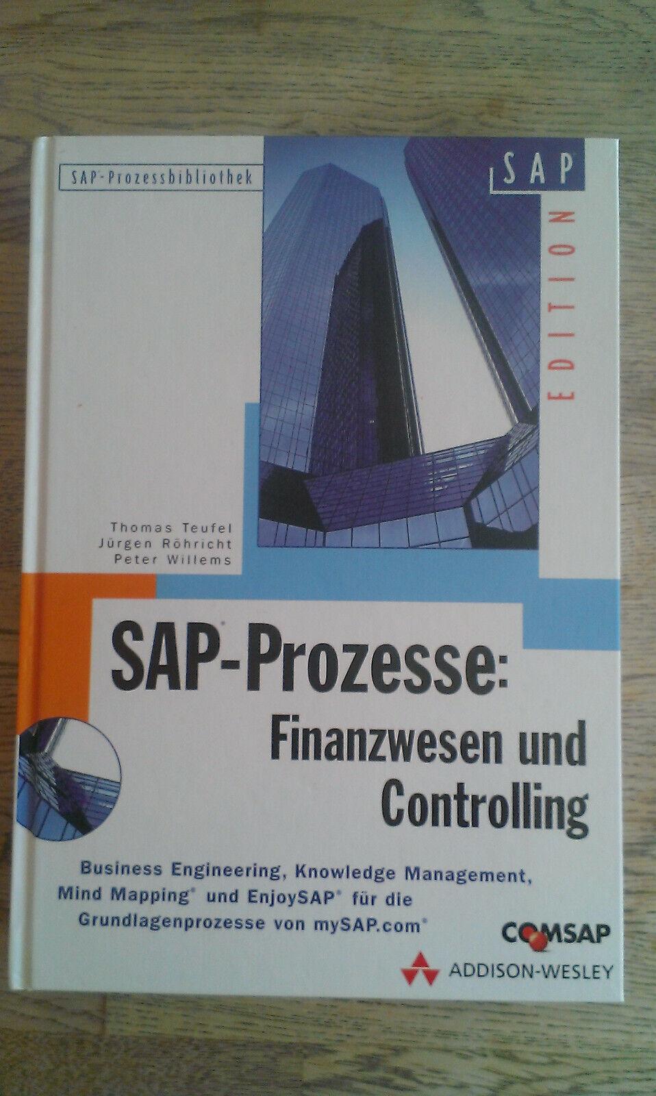 SAP-Prozesse: Finanzwesen und Controlling . Grundlagenpr... | Buch | Zustand gut