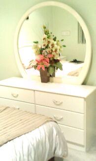 Dresser with mirror Edensor Park Fairfield Area Preview