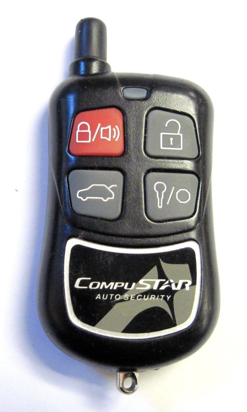 Compustar Nustart Remote 5532a