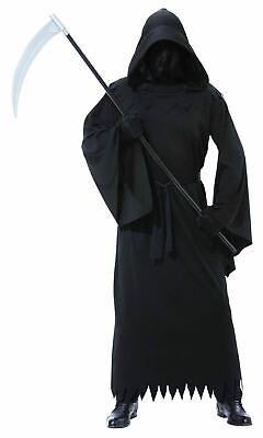 Phantom der Finsternis Sensenmann Death Halloween Kostüm Erwachsene Herren