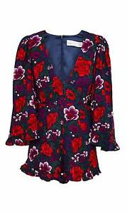 Alice McCall J'Adore Playsuit Camden Park West Torrens Area Preview