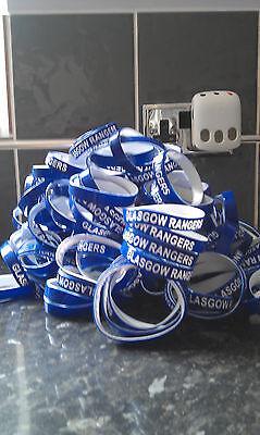 Glasgow Rangers wristband ulster loyalist loyal