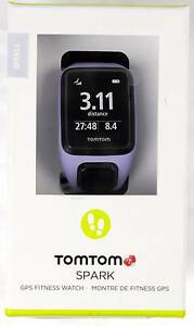 TomTom Spark GPS Fitness Watch (Purple - Small) - Brand new Morley Bayswater Area Preview