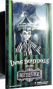 Living-Dead-Dolls-Beetlejuice-BRAND-NEW