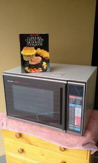 Convection microwave 'Carousel'